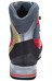 La Sportiva Trango TREK Leather GTX - Chaussures - gris/rouge
